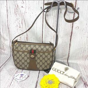Gucci Vintage Supreme Shoulder Bag